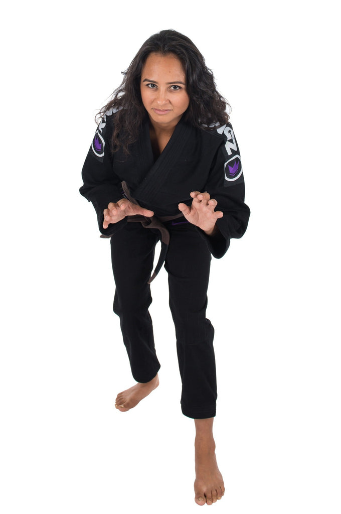 Basic 2.0 Womens Jiu Jitsu Gi - Black