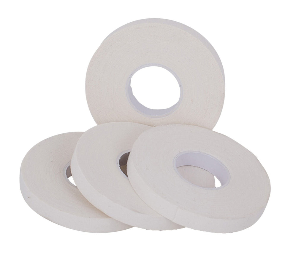 "JitsTape Finger Tape - 4 Rolls 1/3"" x 15 yards"