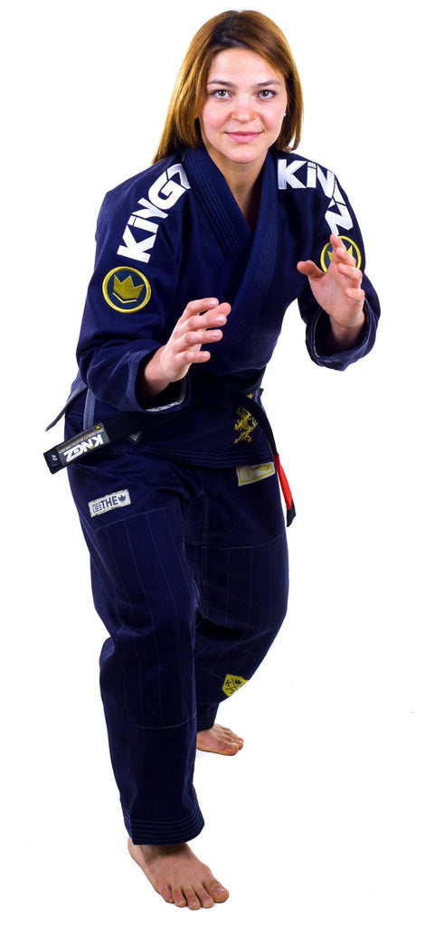Comp 450 V4 Women's - Navy - KingzKimonos.com