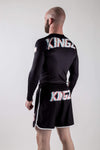 Kingz Static Rashguard backwards facing