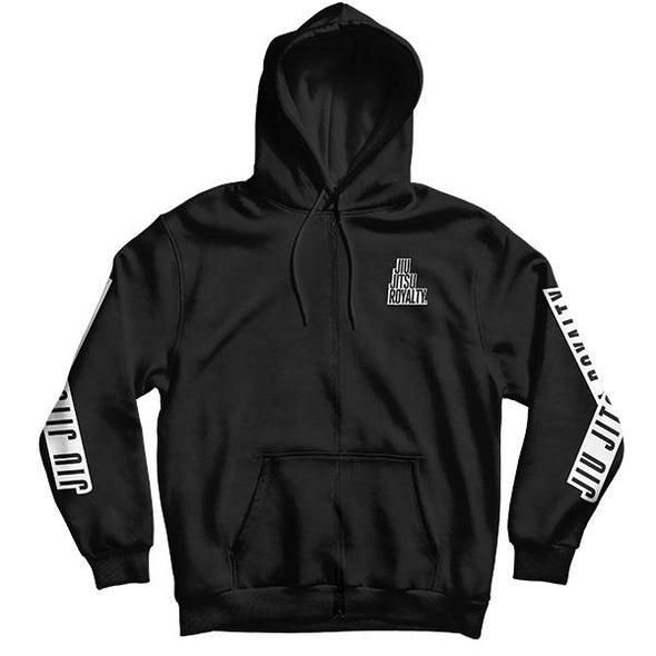 Jiu Jitsu Royalty Zip Up