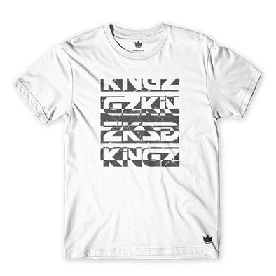 Cipher Tee White