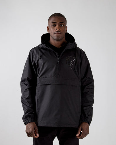 Kingz Anorak X Jacket Front View