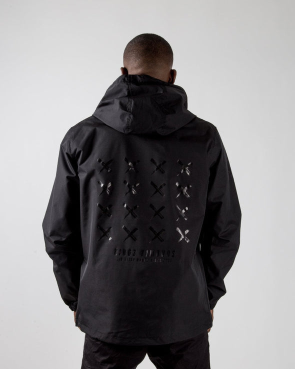 Kingz Anorak X Jacket Back View