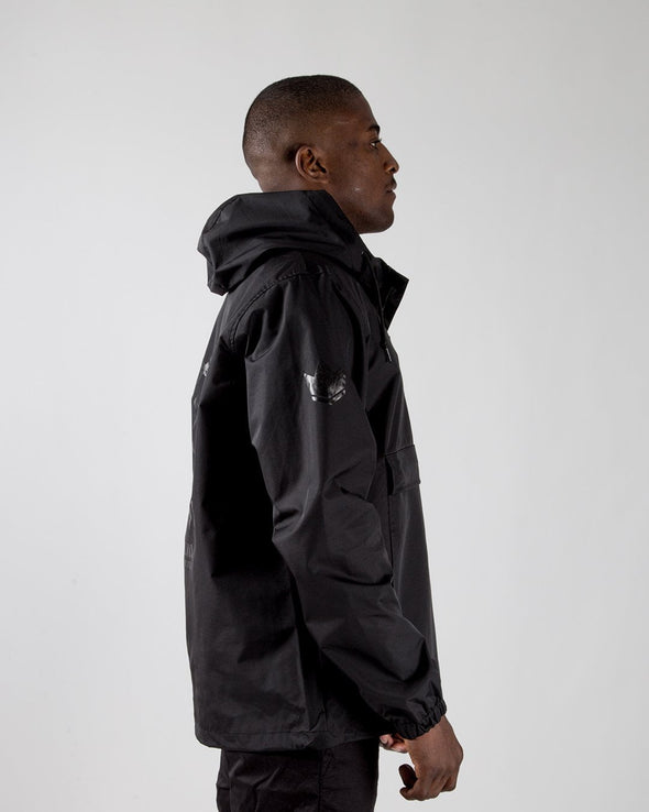 Kingz Anorak X Jacket Right Facing