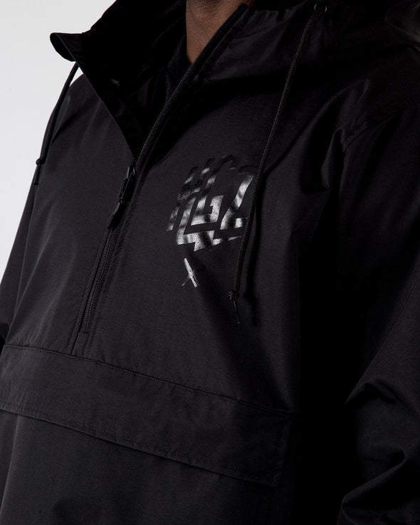 Kingz Anorak X Jacket Chest Logo