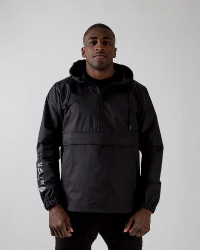 Kingz Anorak Jacket Front View