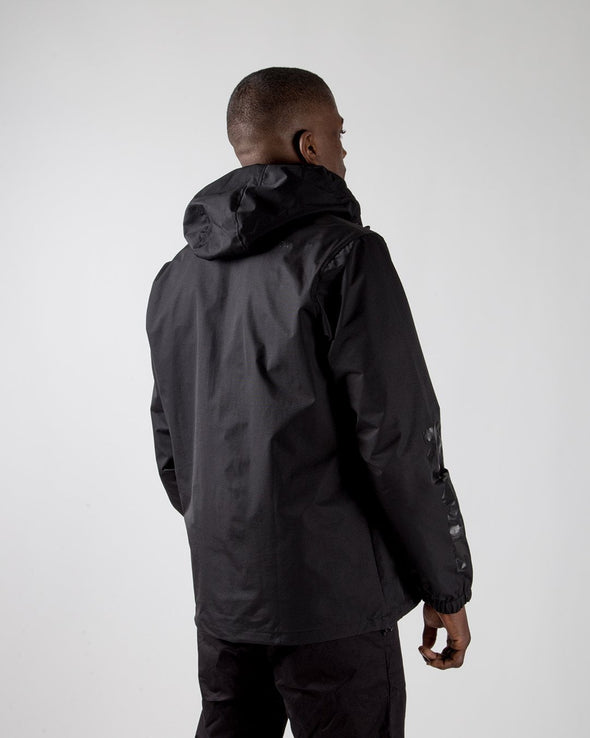 Kingz Anorak Jacket Back Right Facing
