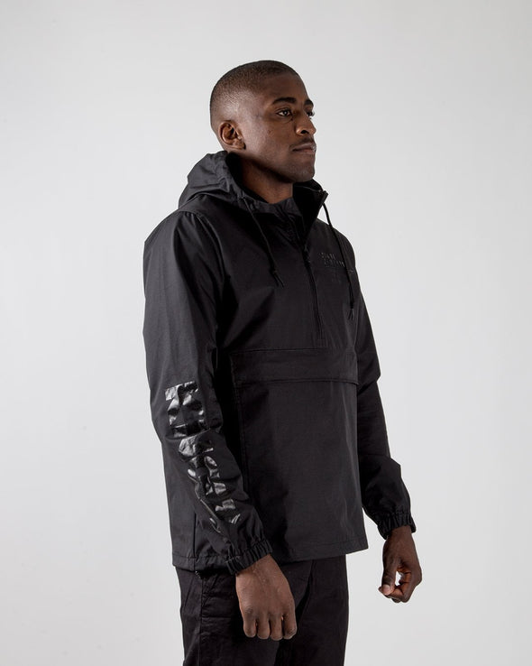 Kingz Anorak Jacket Front Right Facing