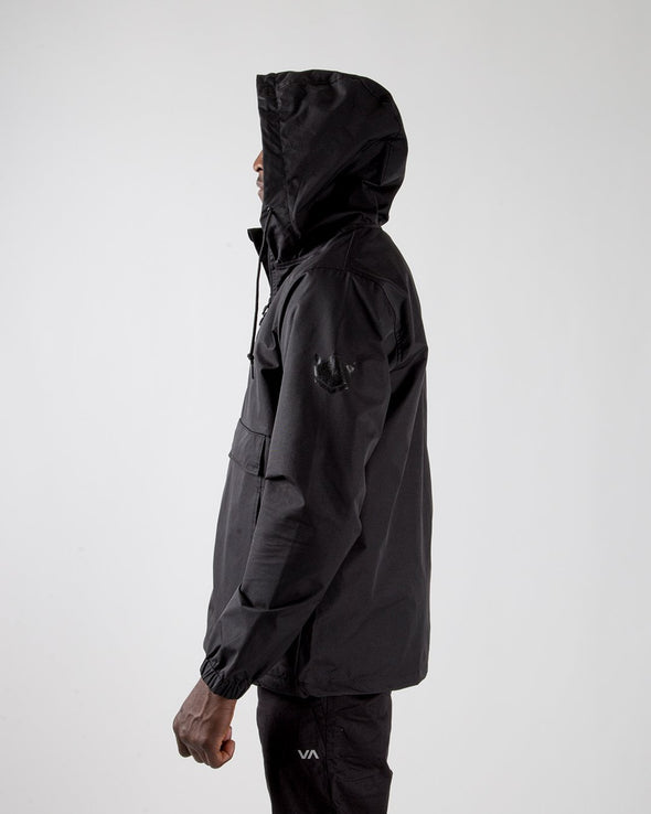 Kingz Anorak Jacket Left Facing