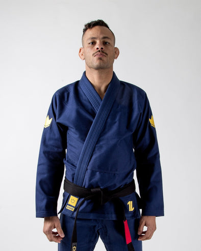The ONE Jiu Jitsu Gi - Navy- FREE White Belt