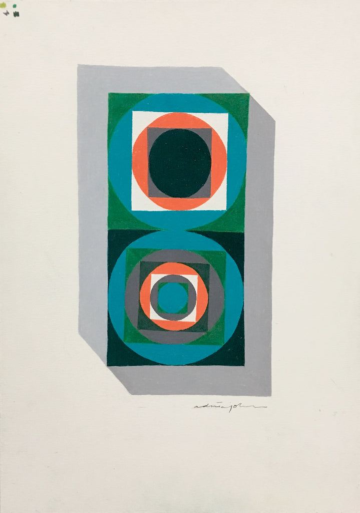 Adrian Johnson: Colour Pencil Study No. 5