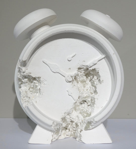 Daniel Arsham Future Relic 03 Clock limited edition artwork