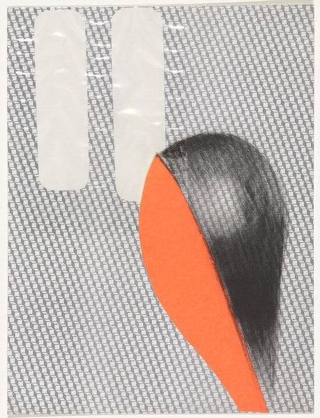 Barry McGee: Untitled (from Drypoint on Acid Portfolio)