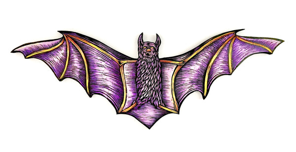 Adam Lundquist: Bat