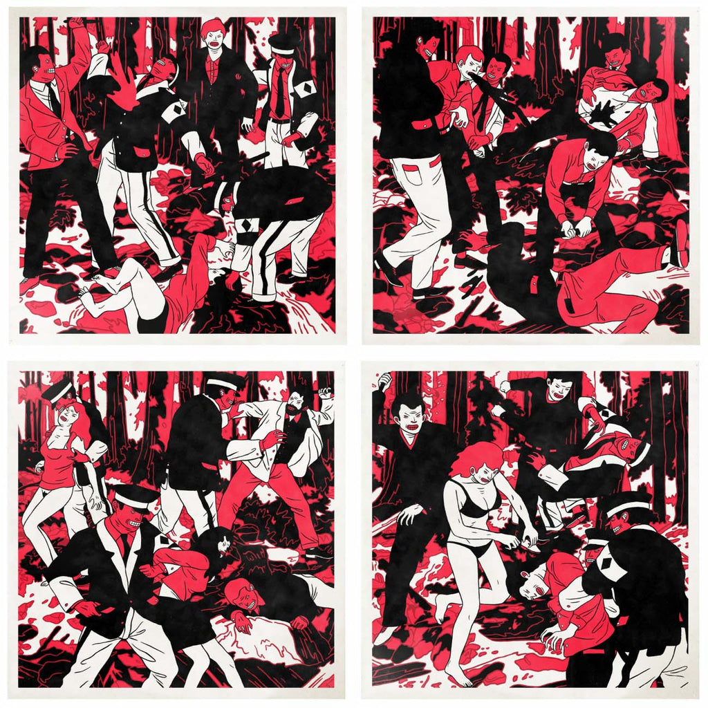Cleon Peterson: The Occupation