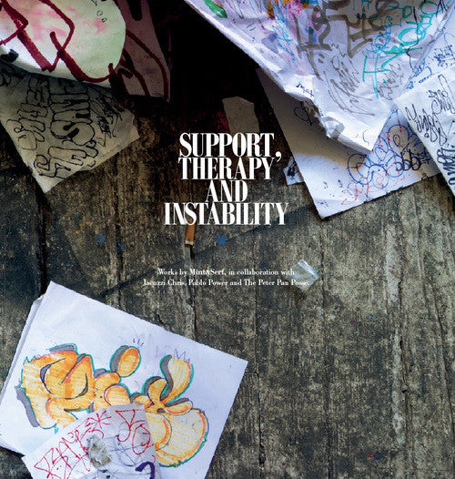 Mint&Serf: Support, Therapy, and Instability (Signed Book)