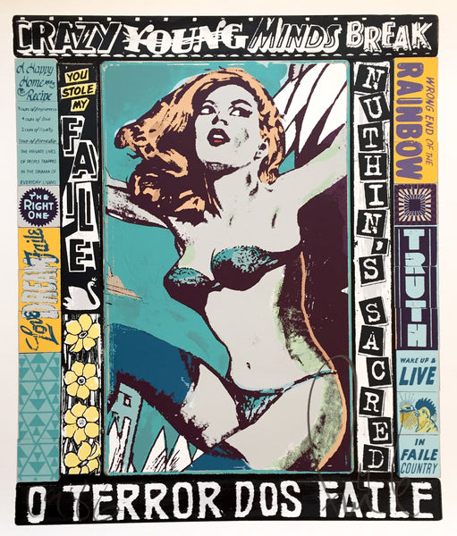 FAILE: The Right One, Happens Everyday