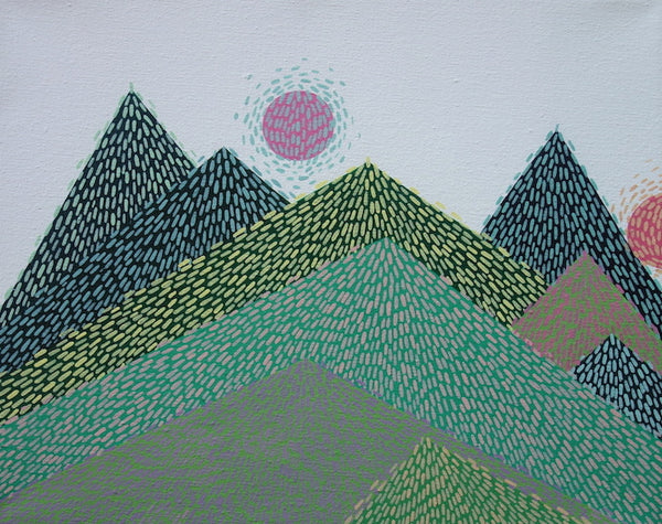 Polly Jiménez: Green Mountains