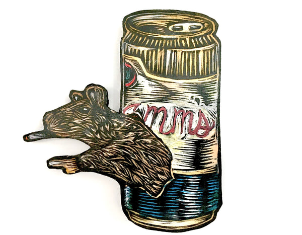 Adam Lundquist: Hamm's Rat