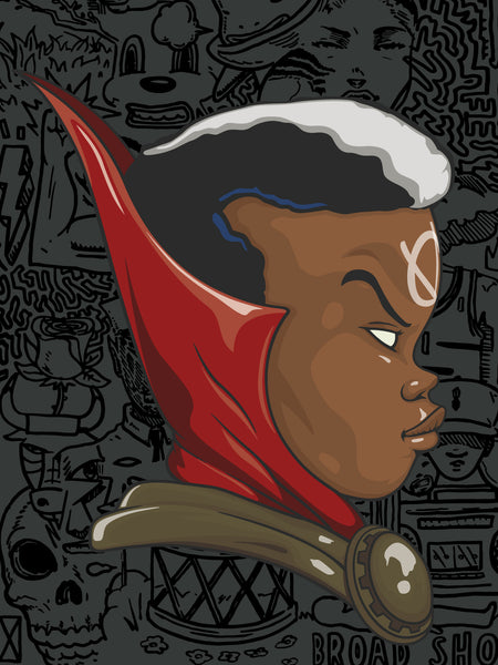 Hebru Brantley: Brother Voodoo