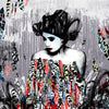 Hush Siren in Motion Single Siren limited edition screen print