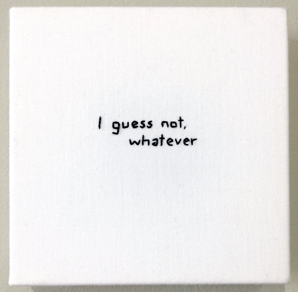 Renée Hrovat: Whatever