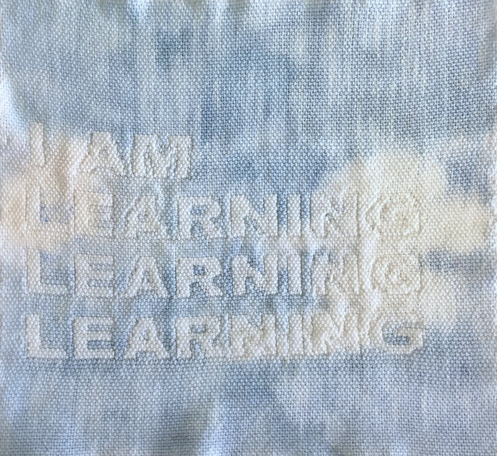 Savannah Jubic: Learning, Learning, Learning