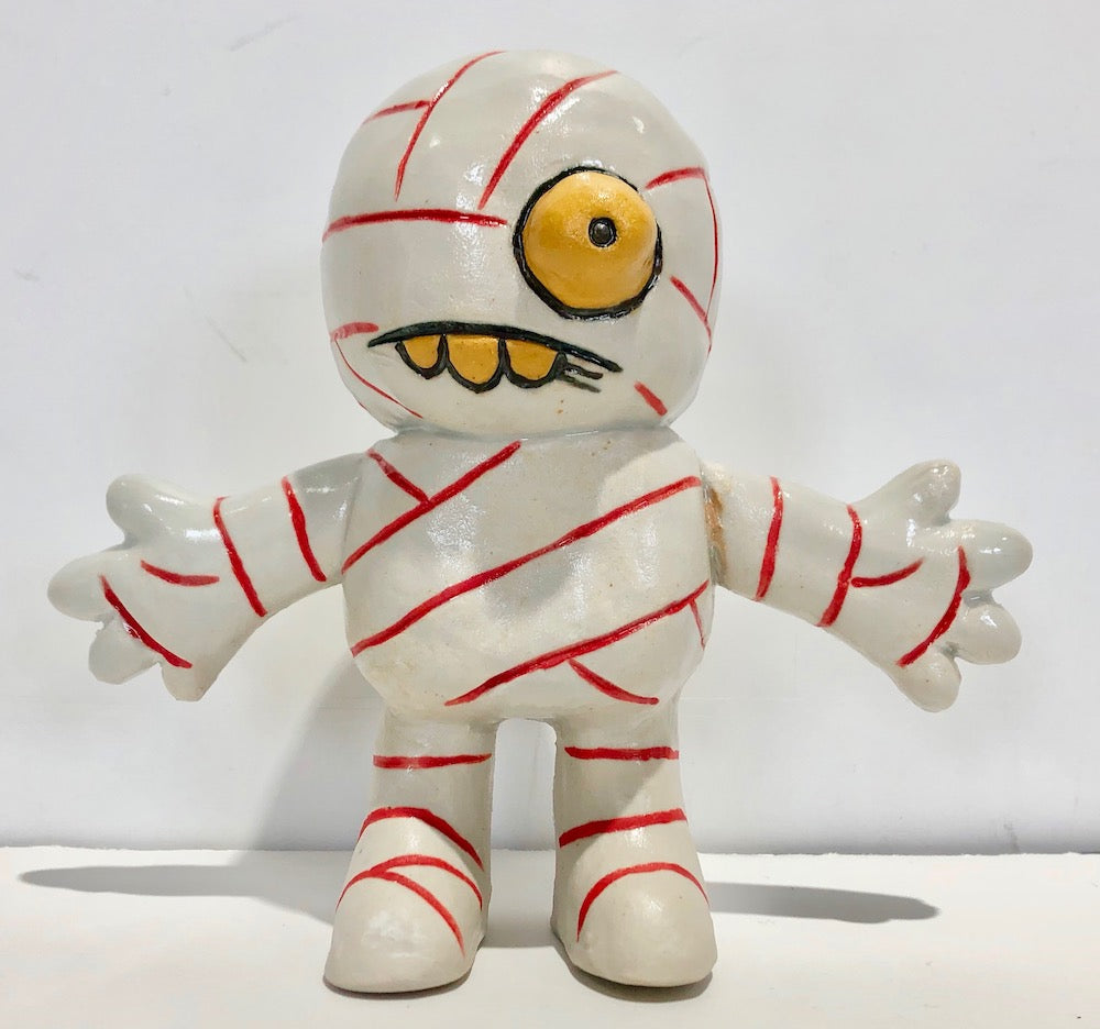JAS: Red Mummy