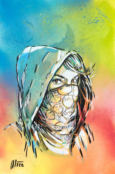 Alice Pasquini: You Don't Know Me