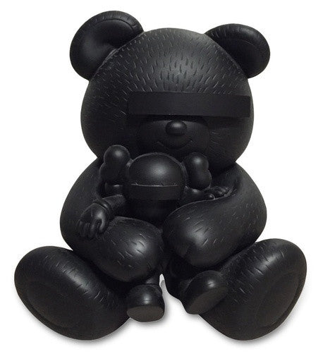 KAWS & Jun Takahashi: Undercover Bear (Black)