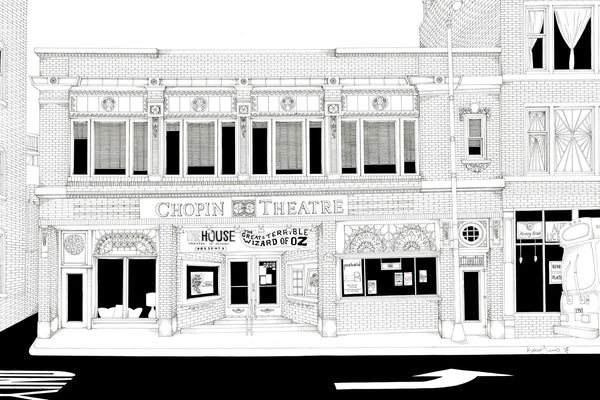 Kate Lewis: Chopin Theatre