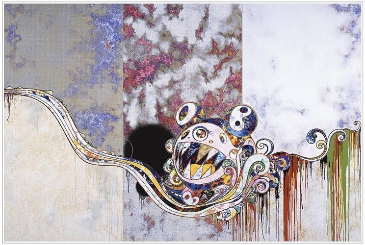 Takashi Murakami: 727 x 777 (Preview Access)