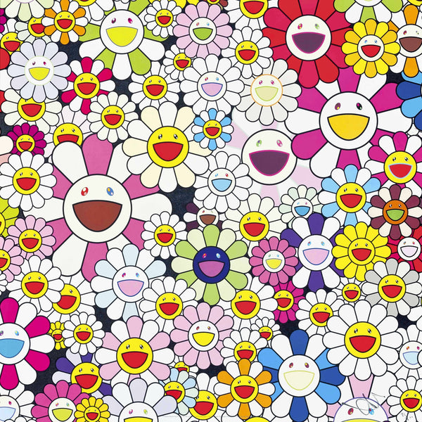 Takashi Murakami: Flowers Blooming in this World and the Land of Nirvana