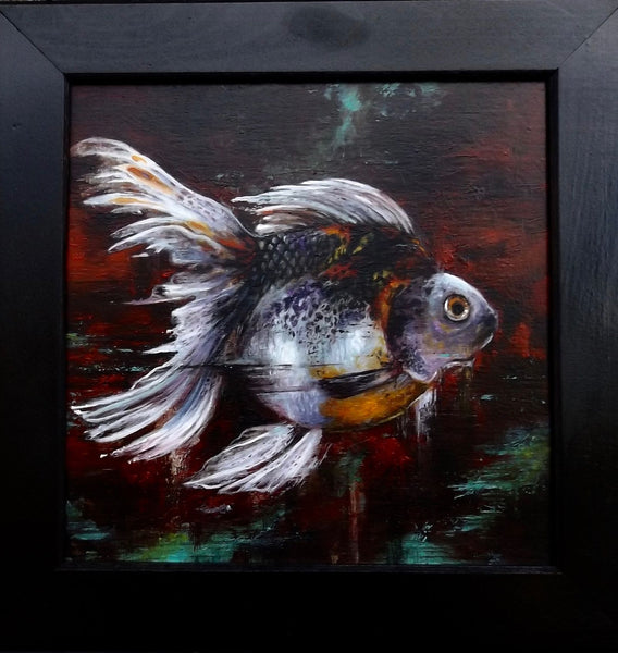 Karl Jahnke: Small Fish