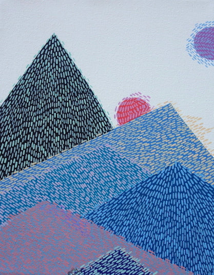 Polly Jiménez: Waves Mountains