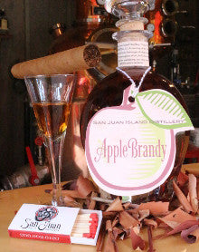 Apple Brandy Infused
