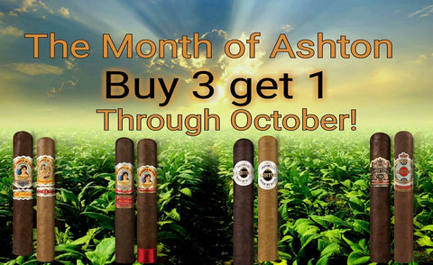 Ashton PunchCard Days Are Here!