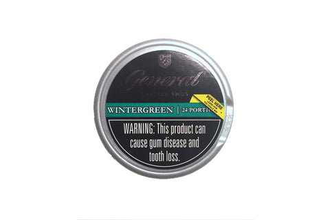 General Wintergreen Portion
