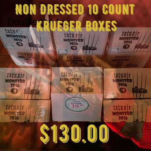 Non Dressed Tatuaje Monster Series: Krueger Edition 10 Count Box