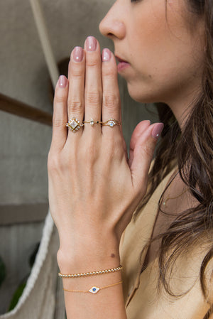 la kaiser jewelry ring stack