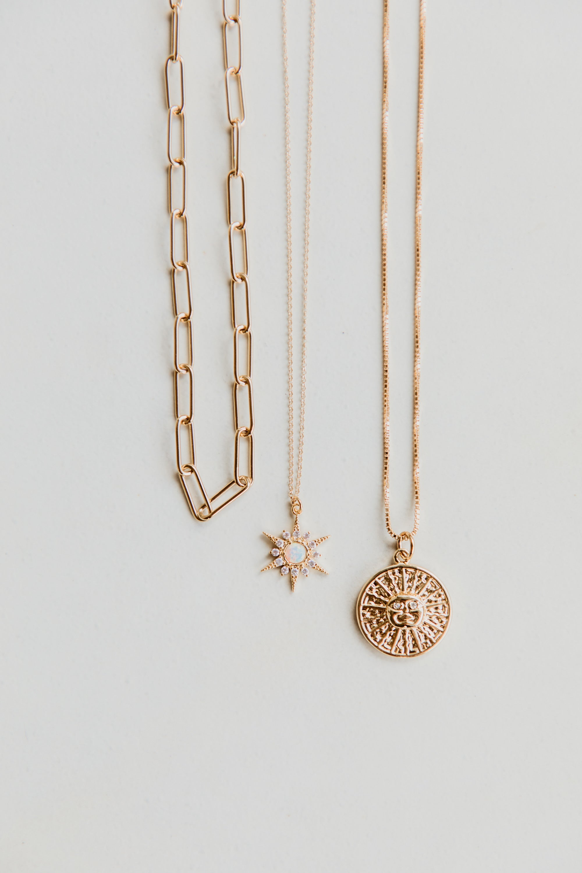 Shine on Starburst Necklace