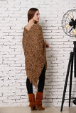 Leaping Leopard Poncho