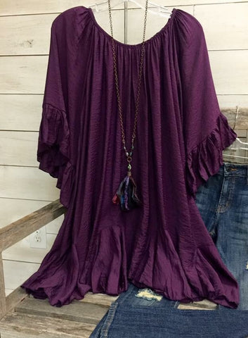 Purple Passion Tunic