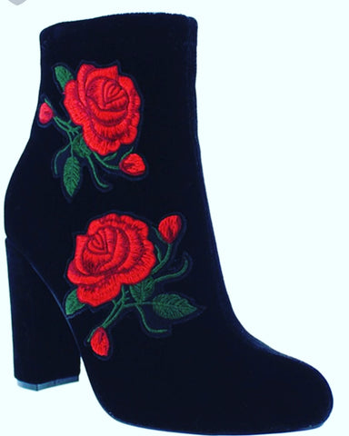 Rose Day Parade Boots