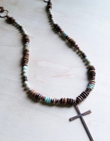Aqua Terra Necklace