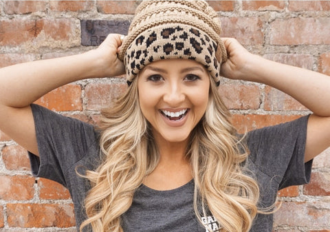 23b87cd7a2c CC Leopard Beanie – Alison s Fashion