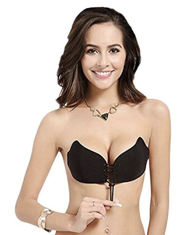 Strapless, push up bra