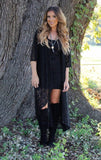 Crazy for Lace Duster