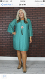 Averie Dress-Jade